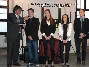 Gala der Bayerischen Sportstiftung