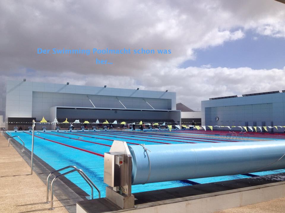 Lanzarote Schwimmbecken