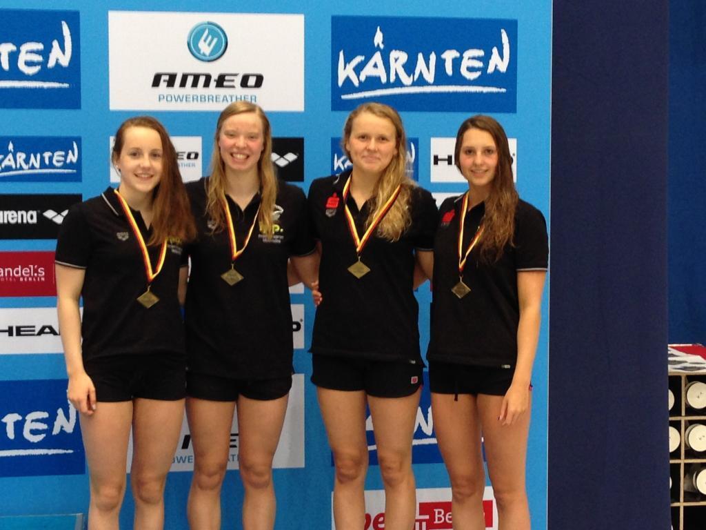 Bronze Medaille SG Mittelfranken DM 2015