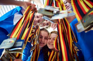 DKM Remscheid 15 Medaillen
