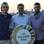 Verabschiedung Nürnberger Olympia-Teilnehmer nach Rio