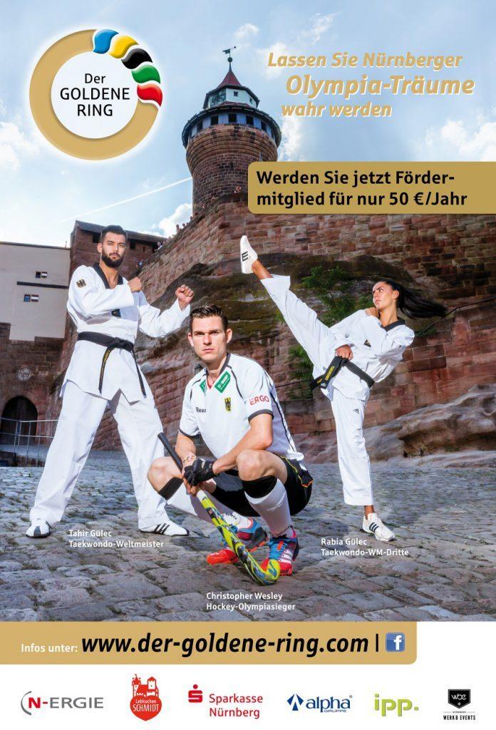 Lassen Sie Nürnberger Olympia Träume wahr werden