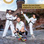 Plakatkampagne: Lassen Sie Nürnberger Olympia Träume wahr werden