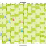 Katrin Gottwald Schwimmblog: Mein Kalender 2018