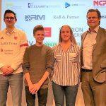 Antonia Berger: Nominiert zum Team Nürnberg Talent