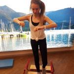 Zimmermann Lisa Freeski Blog: Reha Woche 10